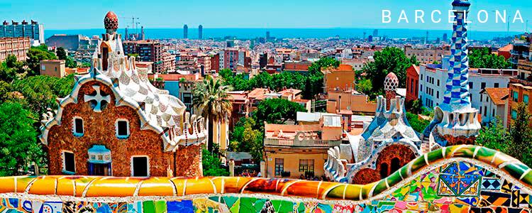 DÍA 16 (MIÉRCOLES) BARCELONA • ZARAGOZA • MADRID 620 KM