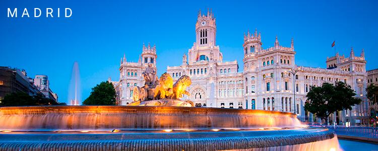 DÍA 3 (JUEVES) MADRID