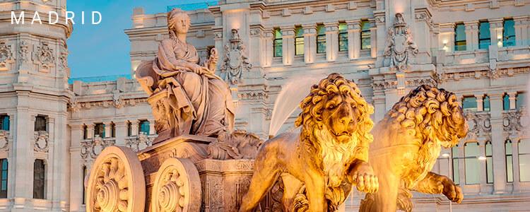 DÍA 17 (JUEVES) MADRID