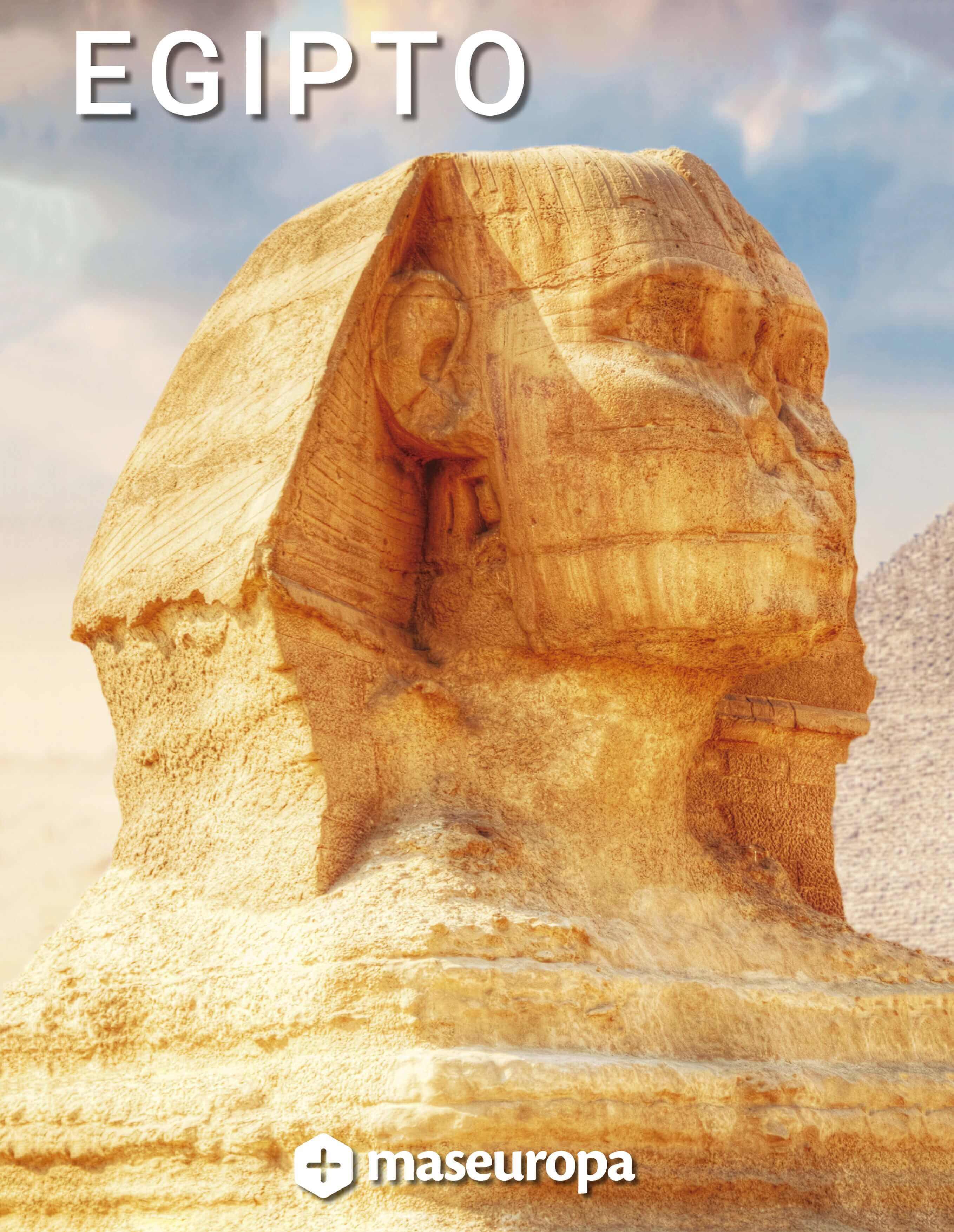 Portada Folleto Egipto