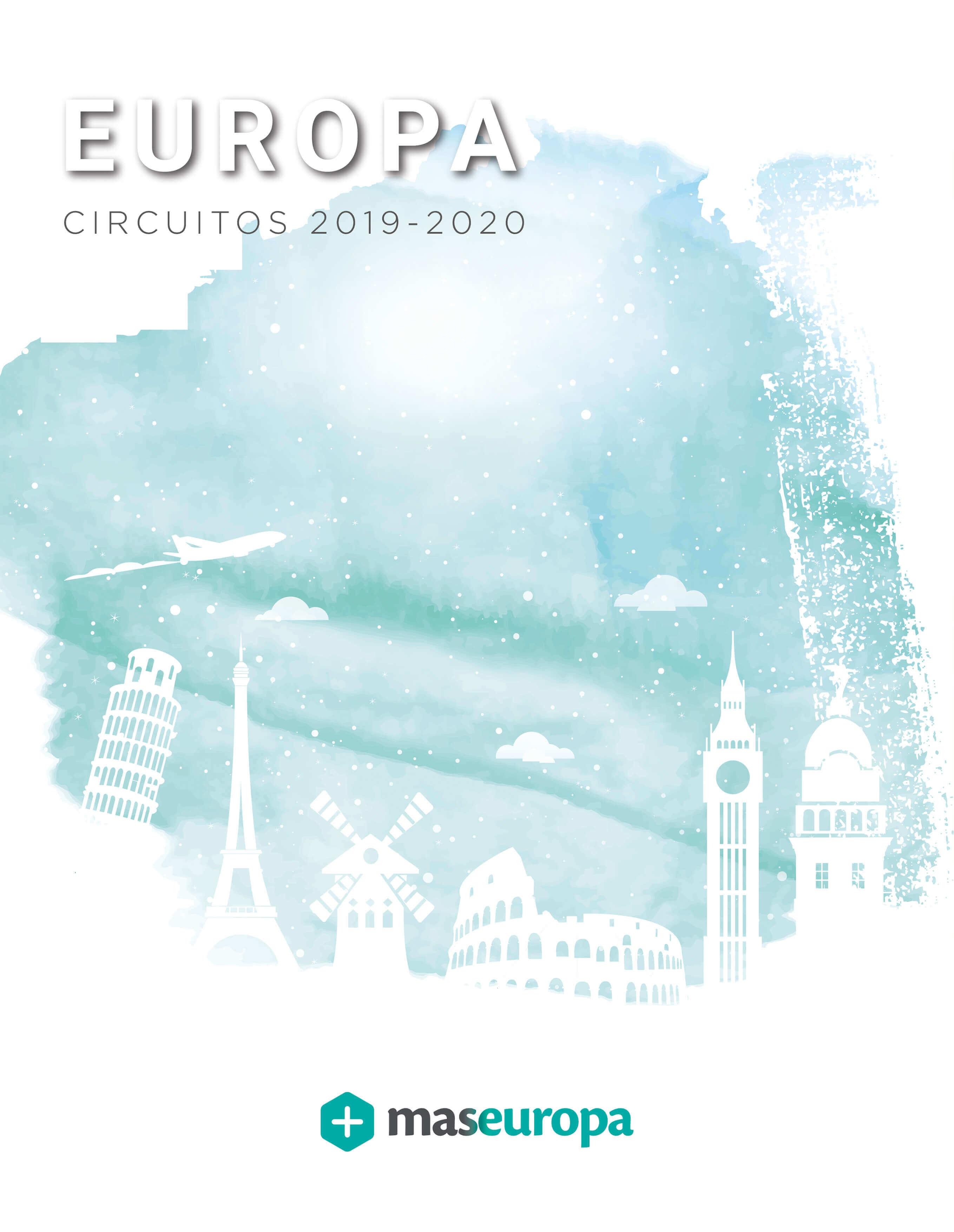 Portada Folleto Europa 2019-2020
