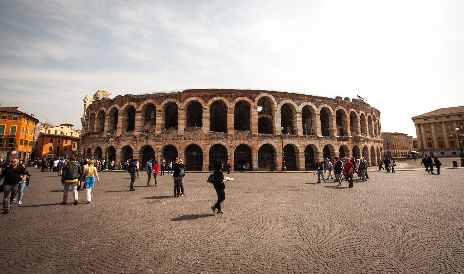 Plaza Bra - Verona