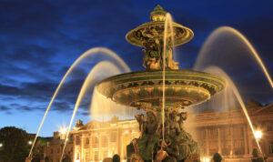 Plaza de la Concordia - París