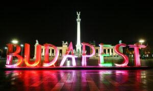 Plaza de los Héroes - Budapest