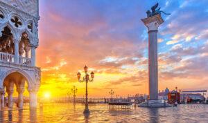 Plaza San Marcos - Venecia