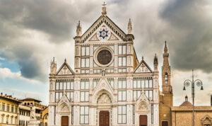 Plaza de la Santa Croce - Florencia