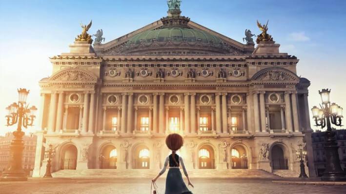 Ballerina - Películas para viajar a Francia