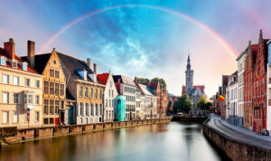 Brujas - 10 ciudades más románticas de Europa