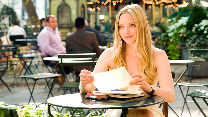 Cartas a Julieta - Películas para viajar a Europa sin salir de casa