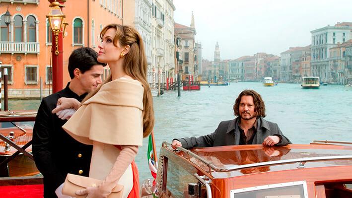 El turista - Películas para viajar a Europa sin salir de casa