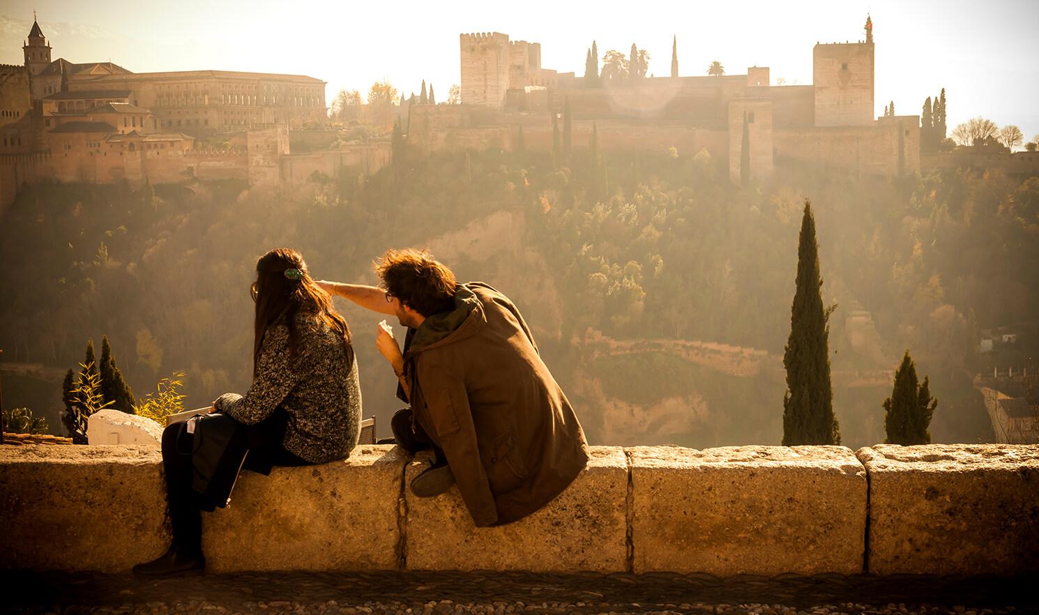 Granada - 10 ciudades más románticas de Europa