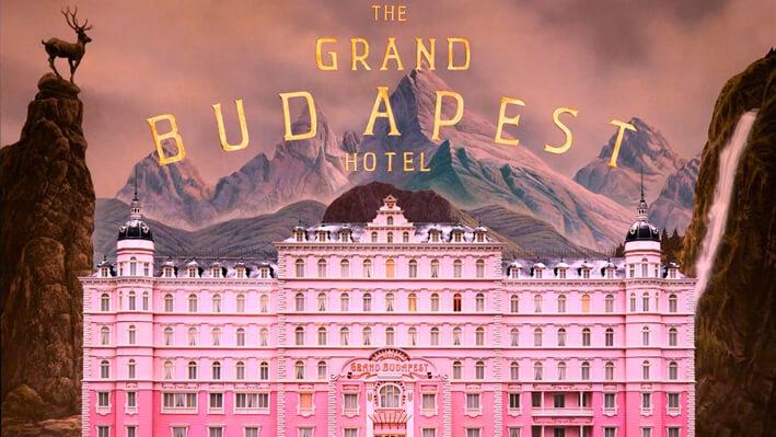 El Gran Hotel Budapest - Películas para viajar por Europa