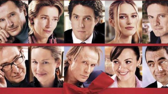 Love Actually - Películas para viajar a Londres sin salir de casa