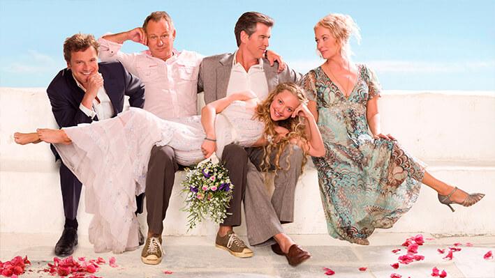 Mamma Mia! - Películas para viajar a Europa sin salir de casa