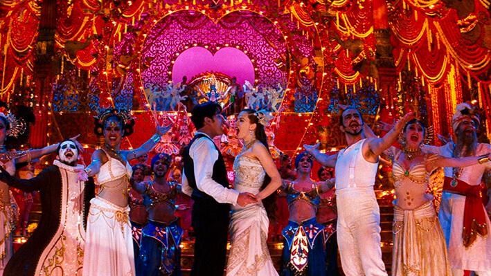 Moulin Rouge! - Películas para viajar a Europa sin salir de casa