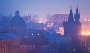 Praga - 10 ciudades más románticas de Europa