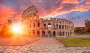 Roma - 10 ciudades más románticas de Europa