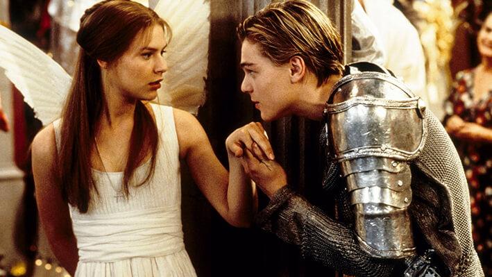 Romeo y Julieta- Películas para viajar a Europa sin salir de casa