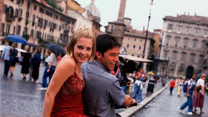 Sabrina en Roma - Películas para viajar a Europa sin salir de casa
