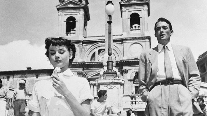 Vacaciones en Roma - Películas para viajar a Europa sin salir de casa