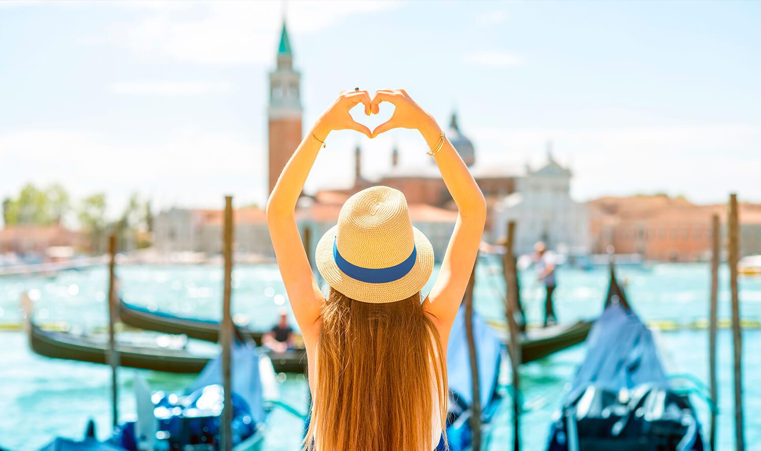 Venecia - 10 ciudades más románticas de Europa