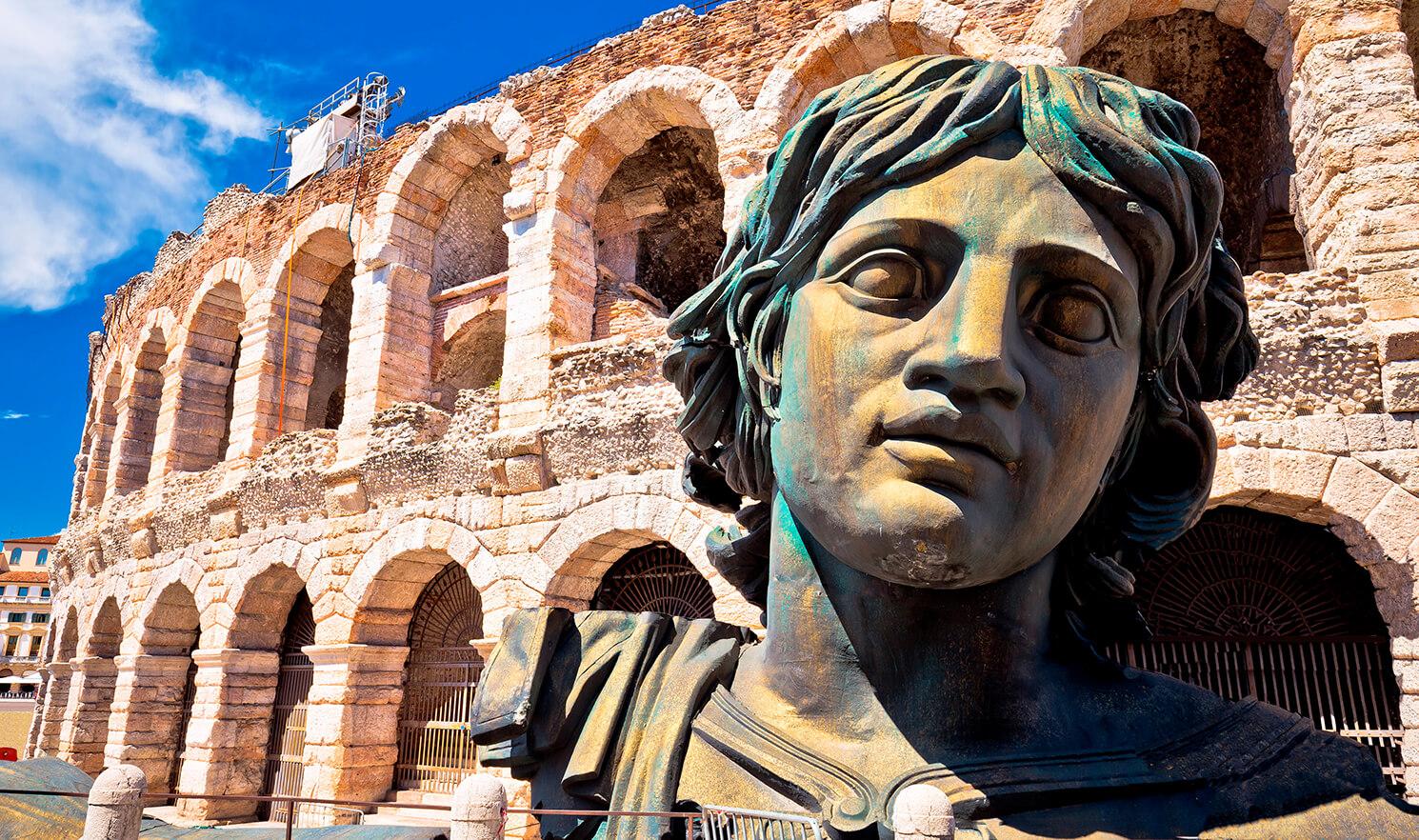 Verona - 10 ciudades más románticas de Europa