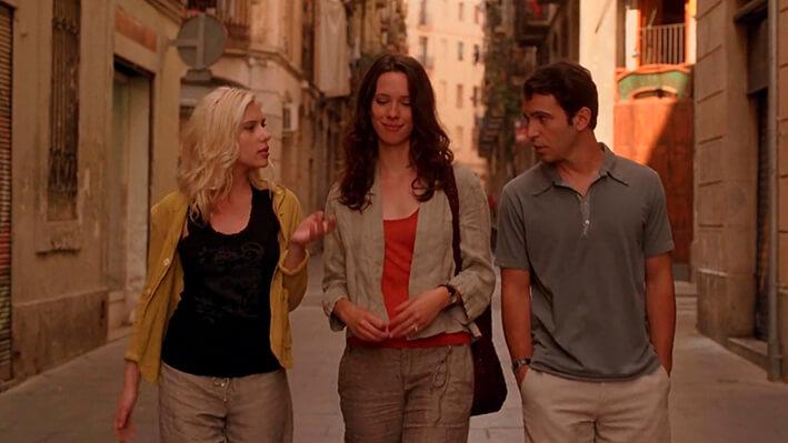 Vicky Cristina Barcelona - Películas para viajar a Europa sin salir de casa