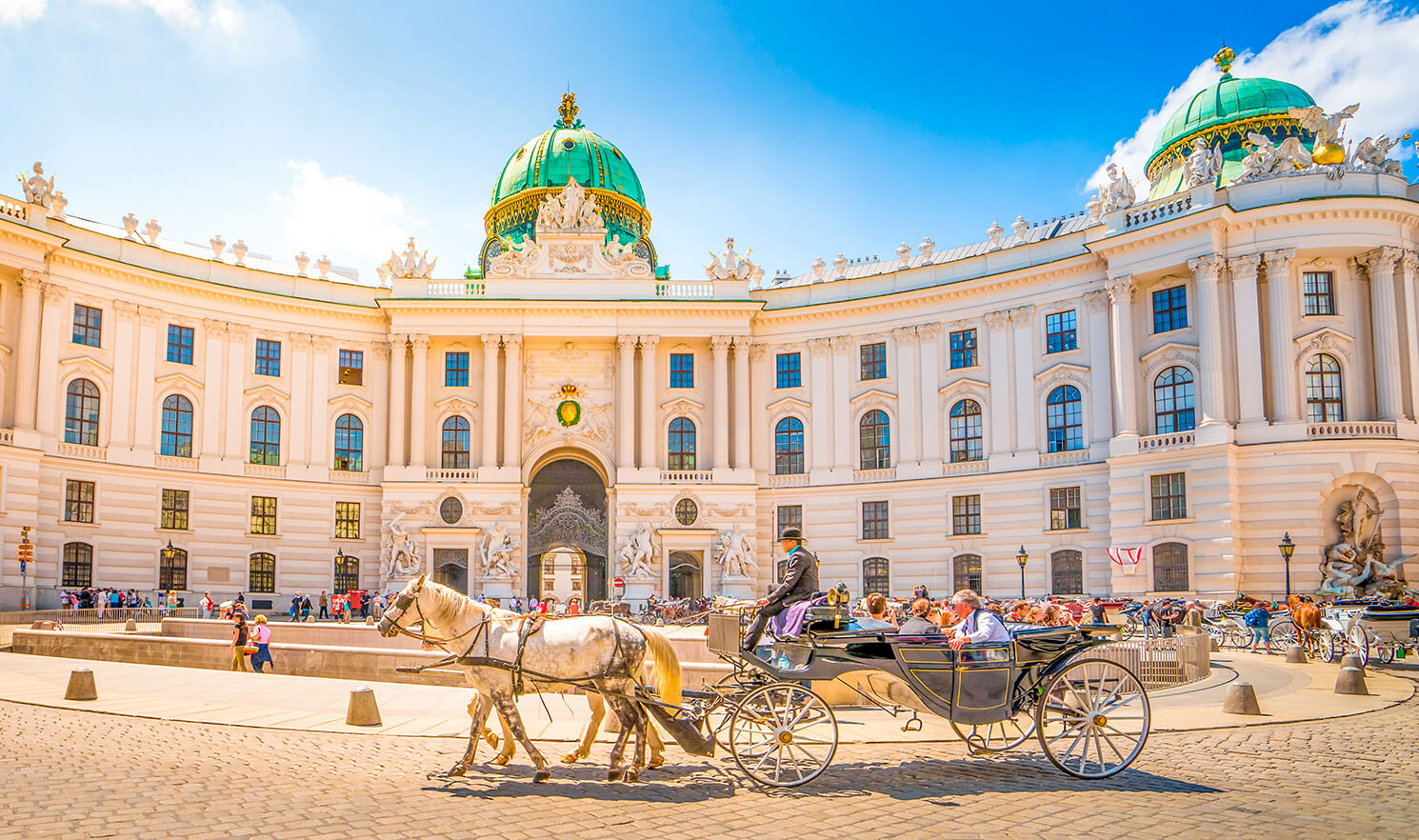 Viena - 10 ciudades más románticas de Europa