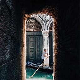 Fotografía de Venecia - Melissa Findley