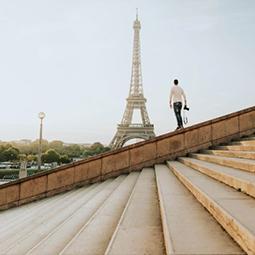 Fotografía de París - Oliver Vegas