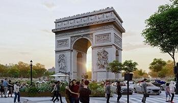 Grandes proyectos europeos de arquitectura
