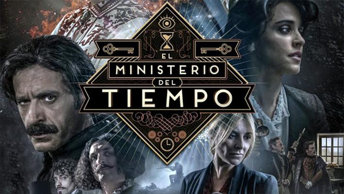 El Ministerio del Tiempo - Series para viajar a España