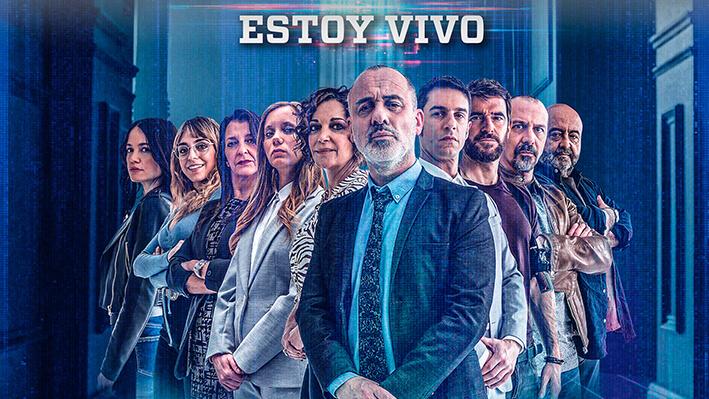 Estoy Vivo - Series para viajar a Madrid, España
