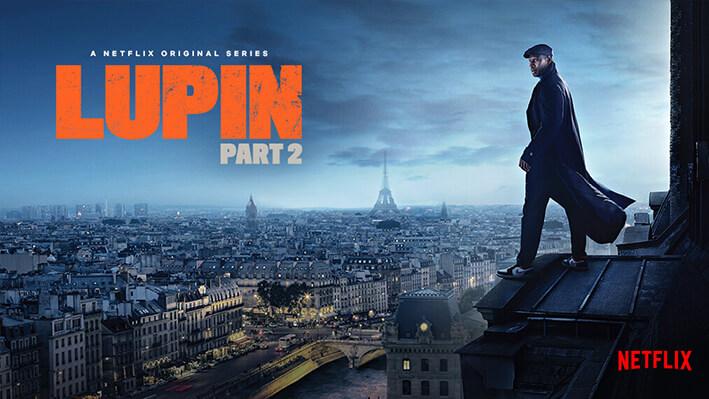 Lupin - Series para viajar a Francia