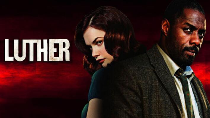 Luther - Series para viajar a Reino Unido