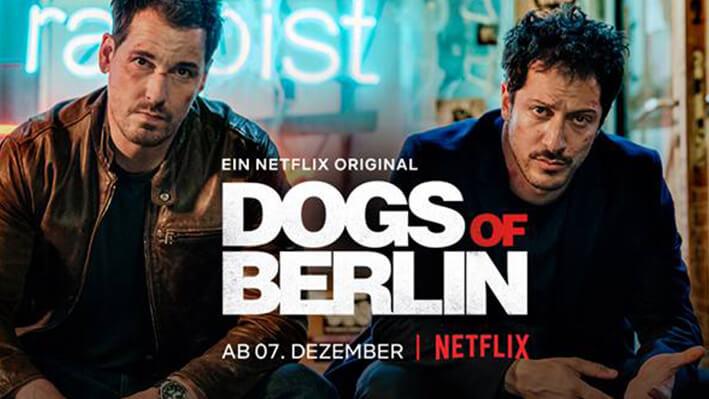 Perros de Berlín - Series para viajar a Alemania