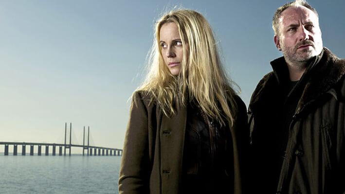 El Puente - Series para viajar a Dinamarca y Suecia