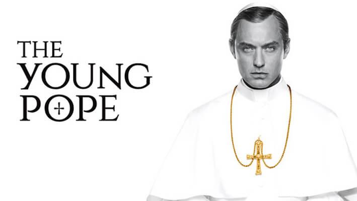 The Young Pope - Series para viajar a El Vaticano, Italia