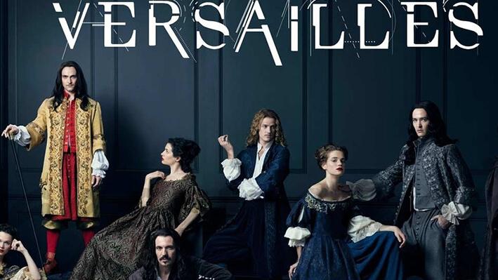 Versailles - Series para viajar a Francia