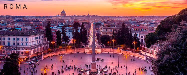 DÍA 12 (SÁBADO) ROMA