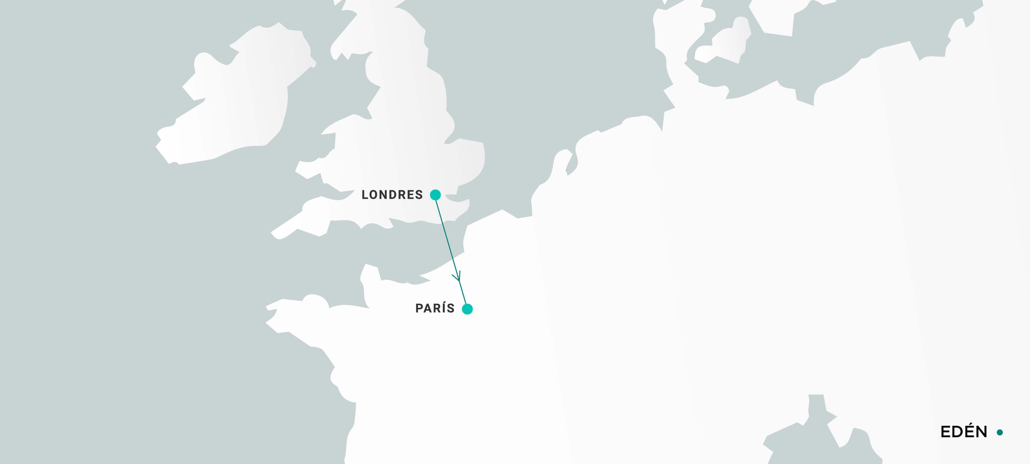 Mapa Edén